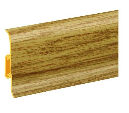obrázek Podlahová lišta soklová - Cezar Premium 225