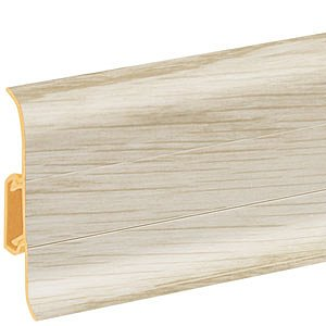 obrázek Podlahová lišta soklová - Cezar Premium 142