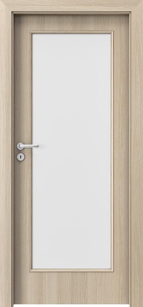 Interiérové dveře PORTA Laminát CPL 1.4