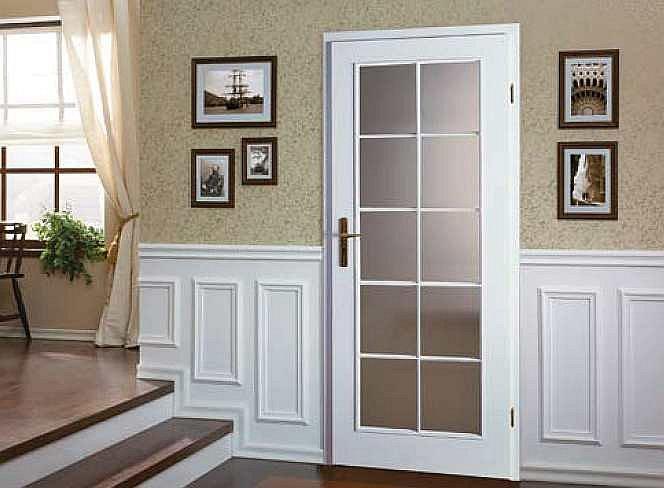 obrázek Interiérové dveře PORTA VÍDEŇ - velká mřížka