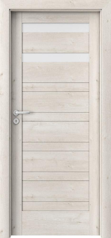 Interiérové dveře VERTE D - D2