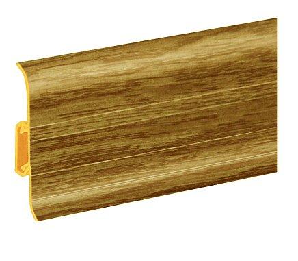 obrázek Podlahová lišta soklová - Cezar Premium 220