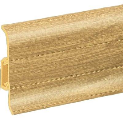 obrázek Podlahová lišta soklová - Cezar Premium 181
