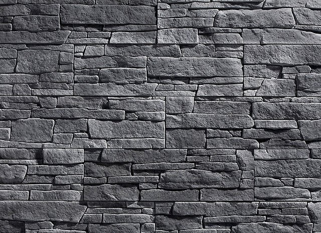 obrázek Venkovní Obklad Stegu - Mexicana graphite