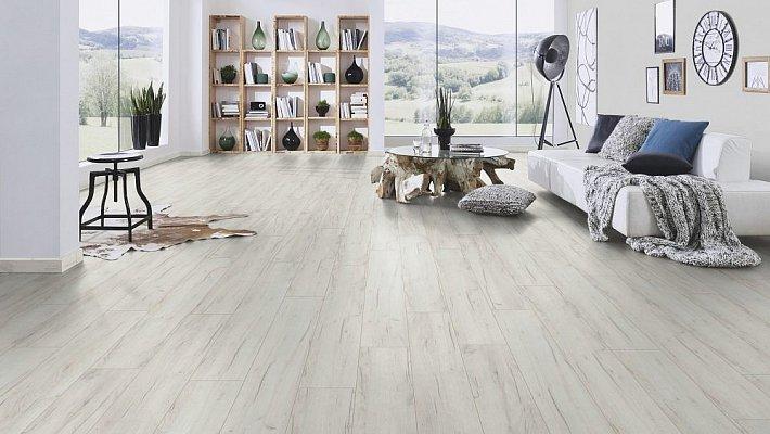 Plovoucí podlaha Krono Original Sublime Vario - Dub Craft Bílý K001