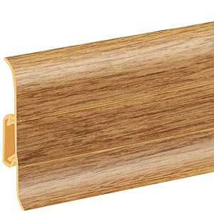 obrázek Podlahová lišta soklová - Cezar Premium 126