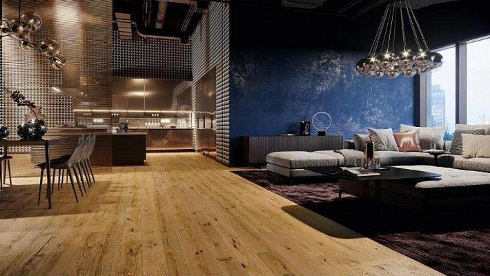 Dřevěná podlaha Barlinek Chutě Života - Dub Biscotti Grande