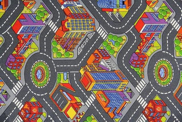 obrázek Bytový koberec Big City 97