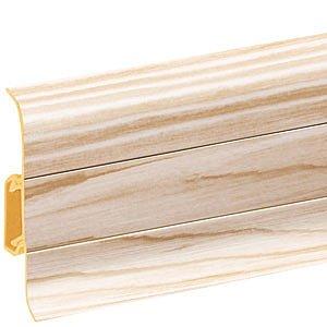obrázek Podlahová lišta soklová - Cezar Premium 165