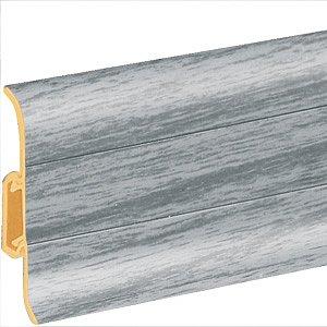 obrázek Podlahová lišta soklová - Cezar Premium 78