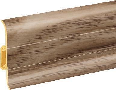 obrázek Podlahová lišta soklová - Cezar Premium 222