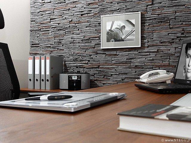 obrázek Obklad Stegu - Venezia graphite