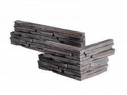 doporučujeme přikoupit: Obklad Stegu - Venezia graphite (roh)