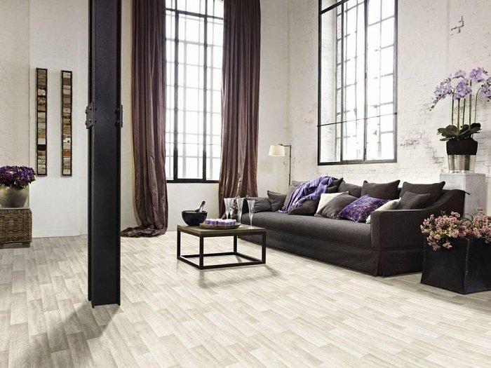 obrázek PVC podlaha Trento - Chalet Oak 000S