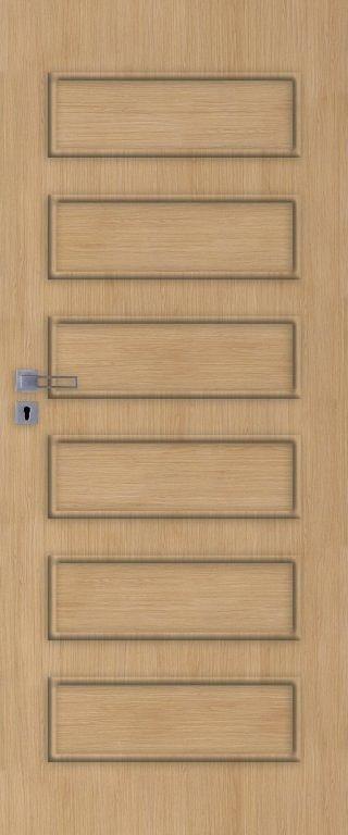 Interiérové dveře POL-SKONE INTER-AMBER F00