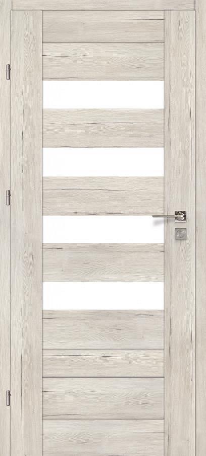 Interiérové dveře VOSTER BERGAMO 20