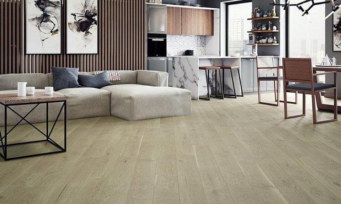 Dřevěná podlaha Barlinek Pure - Dub Nude Grande
