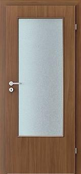 obrázek Interiérové dveře VERTE BASIC 3/4 sklo