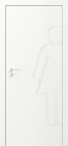 obrázek Interiérové dveře PORTA VECTOR L