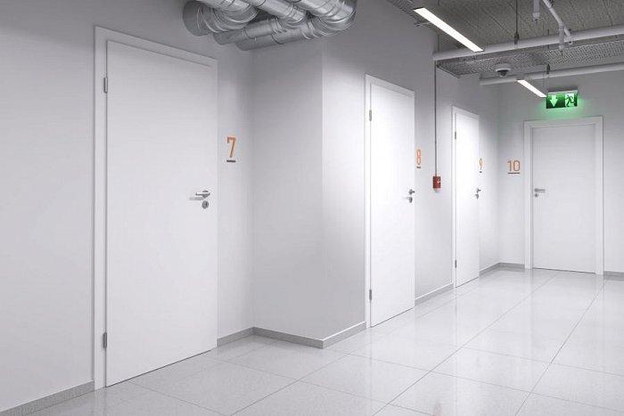 obrázek Interiérové dveře VERTE BASIC plné