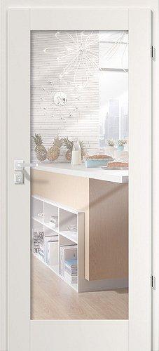 obrázek Interiérové dveře PORTA GRANDE A.1 - zrcadlo