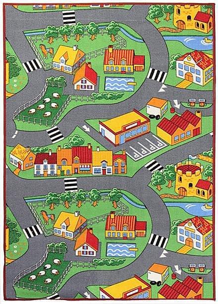 obrázek Kusový koberec Little Village 90