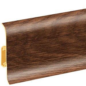 obrázek Podlahová lišta soklová - Cezar Premium 176
