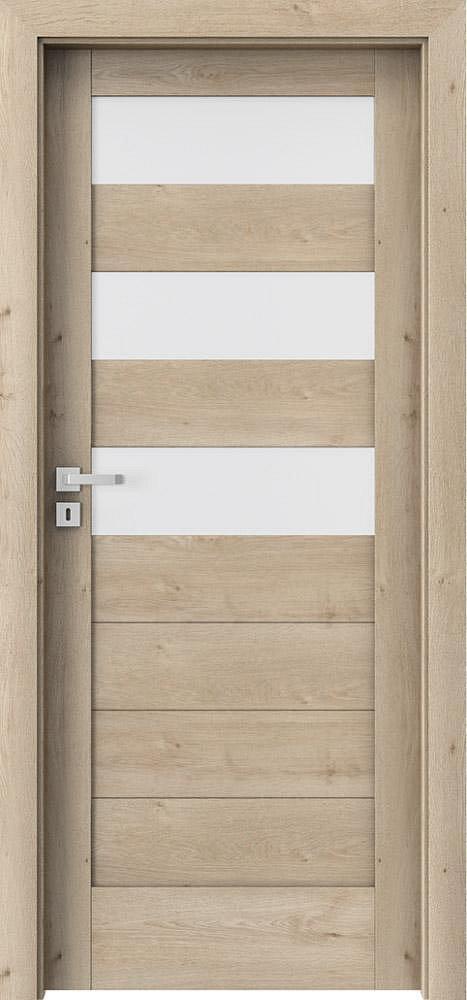 Interiérové dveře VERTE C - C3