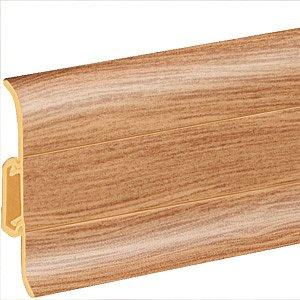 obrázek Podlahová lišta soklová - Cezar Premium 107