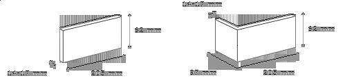 obrázek Cihlový Obklad Stegu - Country 610 (roh)