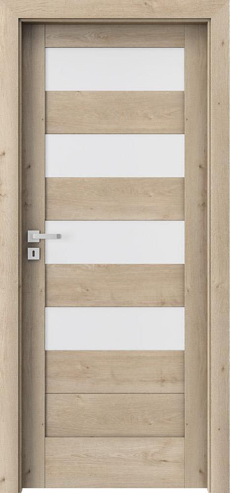 Interiérové dveře VERTE C - C4