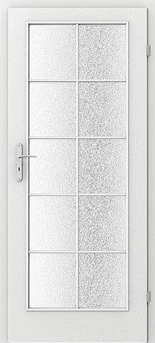 Interiérové dveře PORTA VÍDEŇ - velká mřížka