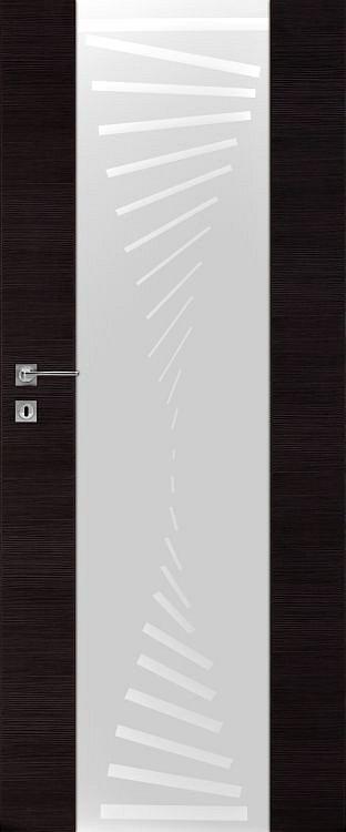 Interiérové dveře DRE VETRO A - A4