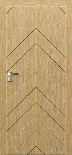 Interiérové dveře PORTA NATURA VECTOR J