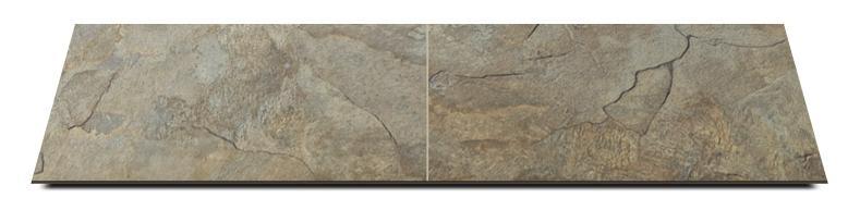 plovoucí podlaha, dekor dlaždice kámen