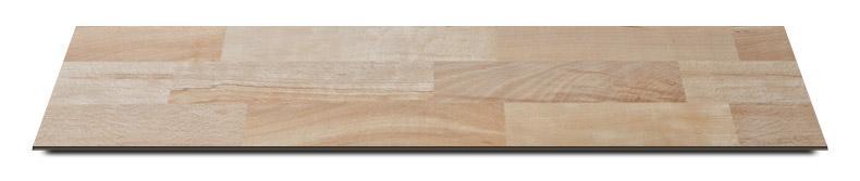 plovoucí podlaha, dekor parketa, 3-pásový vzor