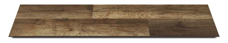 plovoucí podlaha, dekor půlprkno, 2-pásový vzor